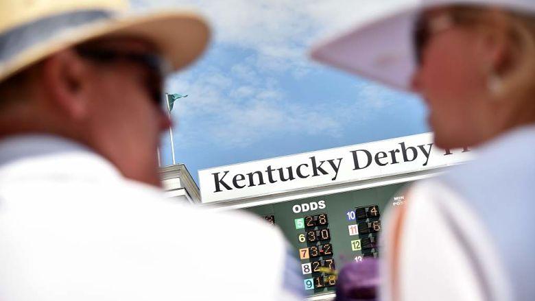 Horse racing odds