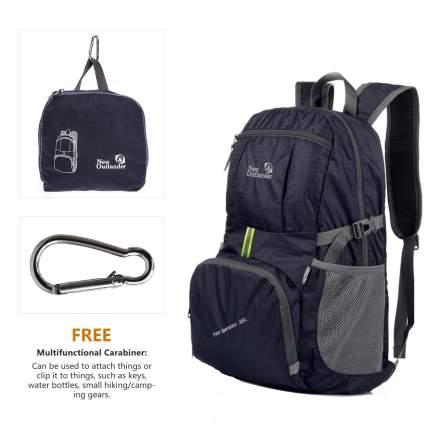 outlander packable daypack