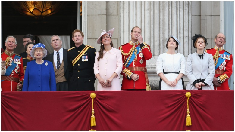 royal family net worth