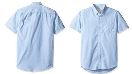 quiksilver mens everyday wilsden short sleeve shirt
