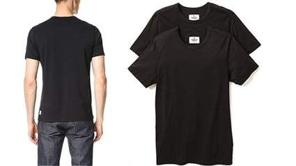 reigning champ mens 2-pack t-shirt