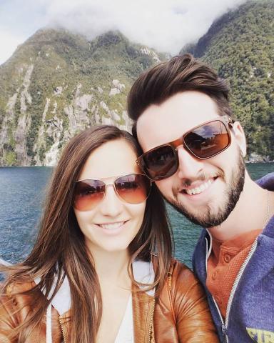 Tyler and Christina Roy Churchville Pennsylvania