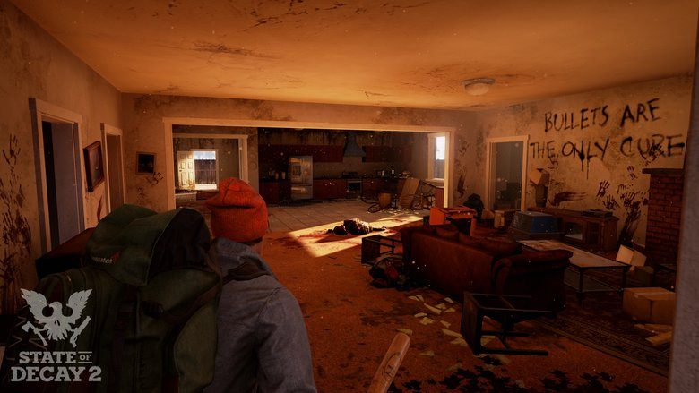 State of Decay 2 sell items