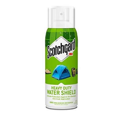 scotchgard waterproof spray