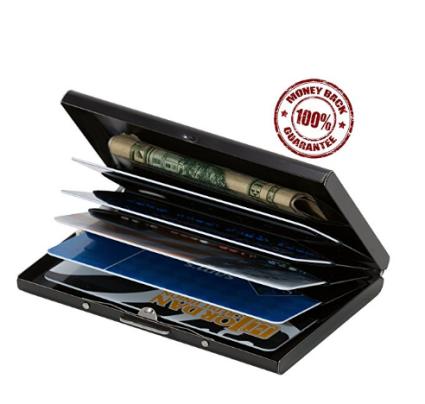 bryk rfid-blocking wallet