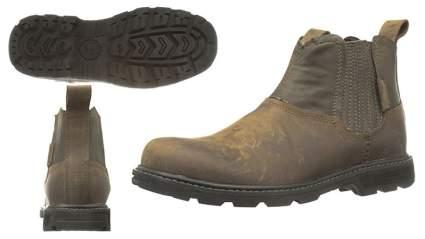 skechers usa mens blaine orsen ankle boot