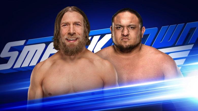Daniel Bryan and Samoa Joe