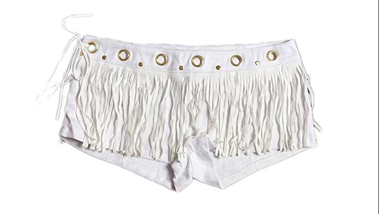 rave shorts