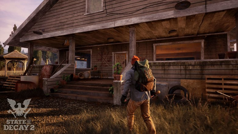 State of Decay 2 Upgrade Base