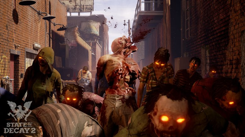 State of Decay 2 Blood Plague