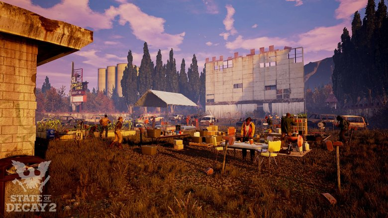 State of Decay 2 best facility