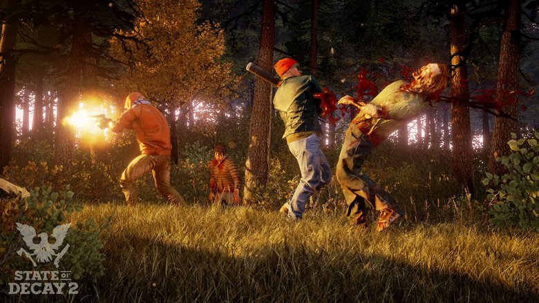 State of Decay 2 pleague heart