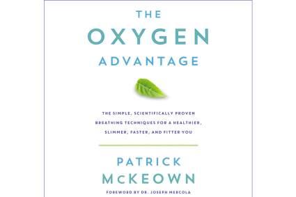 the oxygen advantage book by patrick mckeown