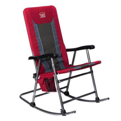 timber ridge camping rocking chair