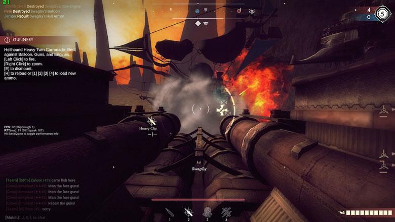 Guns of Icarus Alliance Tips