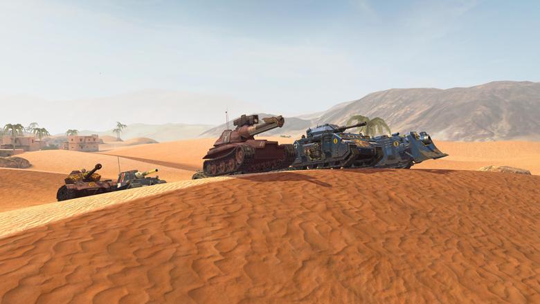 World of Tanks Blitz Tips