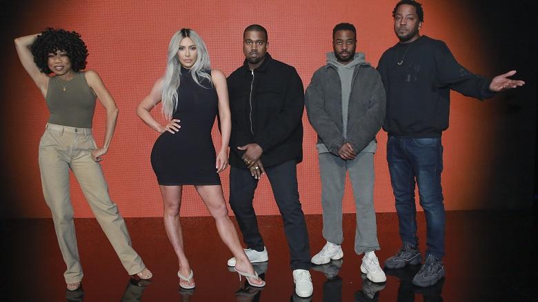 Kanye West Family Feud