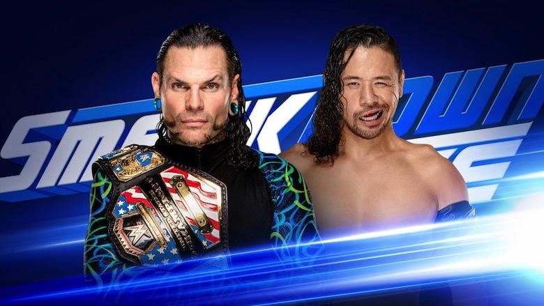 Jeff Hardy vs. Shinsuke Nakamura