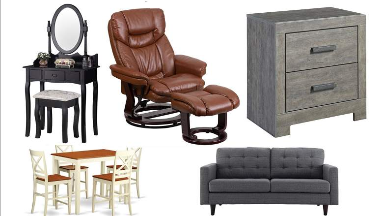 4th of july furniture sales