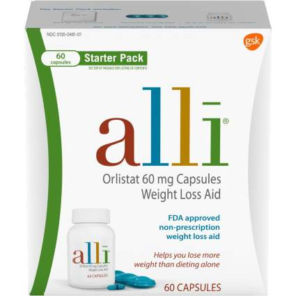 alli best weight loss supplements