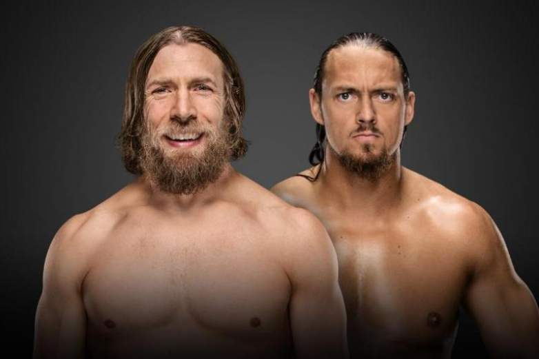 Daniel Bryan vs. Big Cass