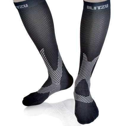 blitzu compression flight socks
