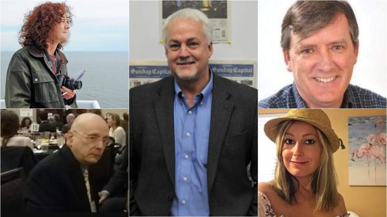 capital gazette victims