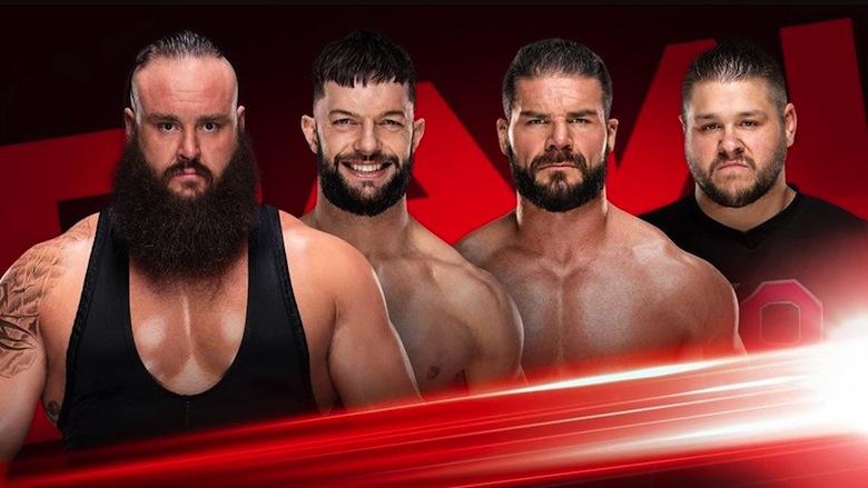 Monday Night RAW June 11th