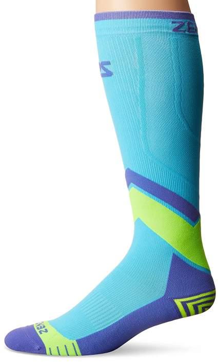 compression flight socks