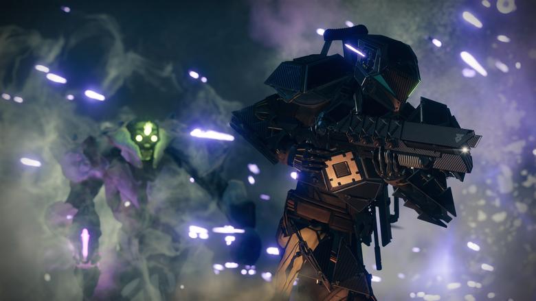 Destiny 2 Black Spindle Returns