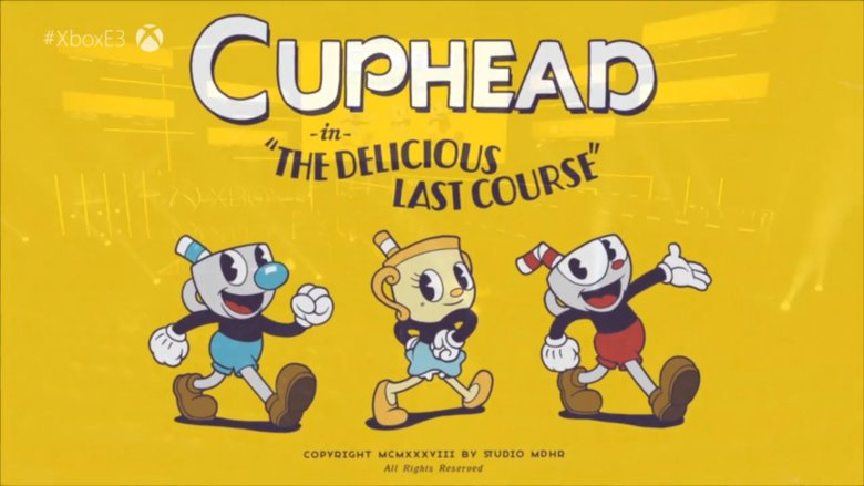 Cuphead DLC Release Date