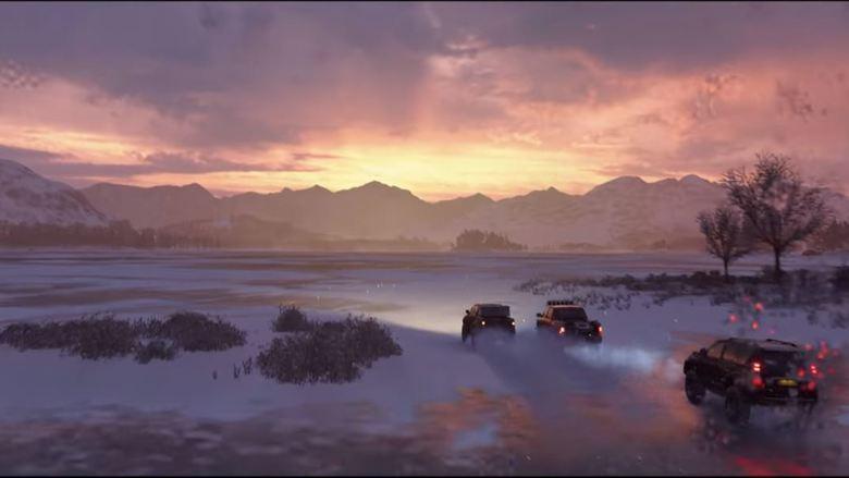 Forza Horizon 4 Cross Platform
