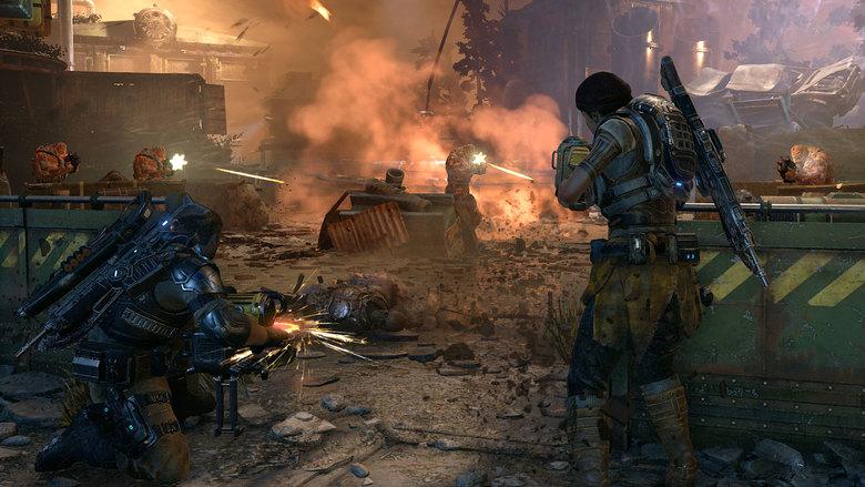 Gears of War Battle Royale