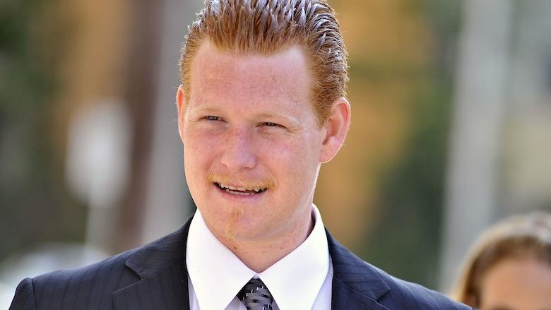 Redmond O'Neal in 2012.