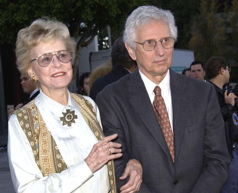 Diana Douglas Husband Donald Webster