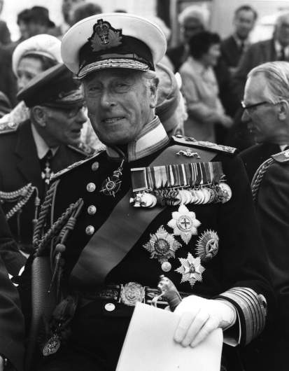 Lord Mountbatten S Death What S The Real Story Heavy Com