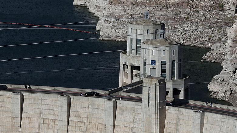 Hoover dam Suspect