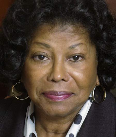 Joe Jackson's wife