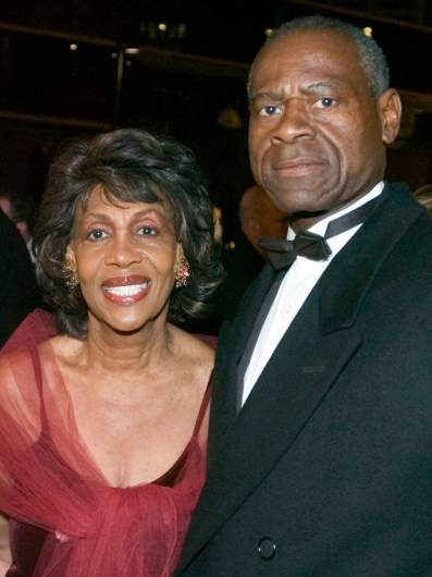 maxine waters husband