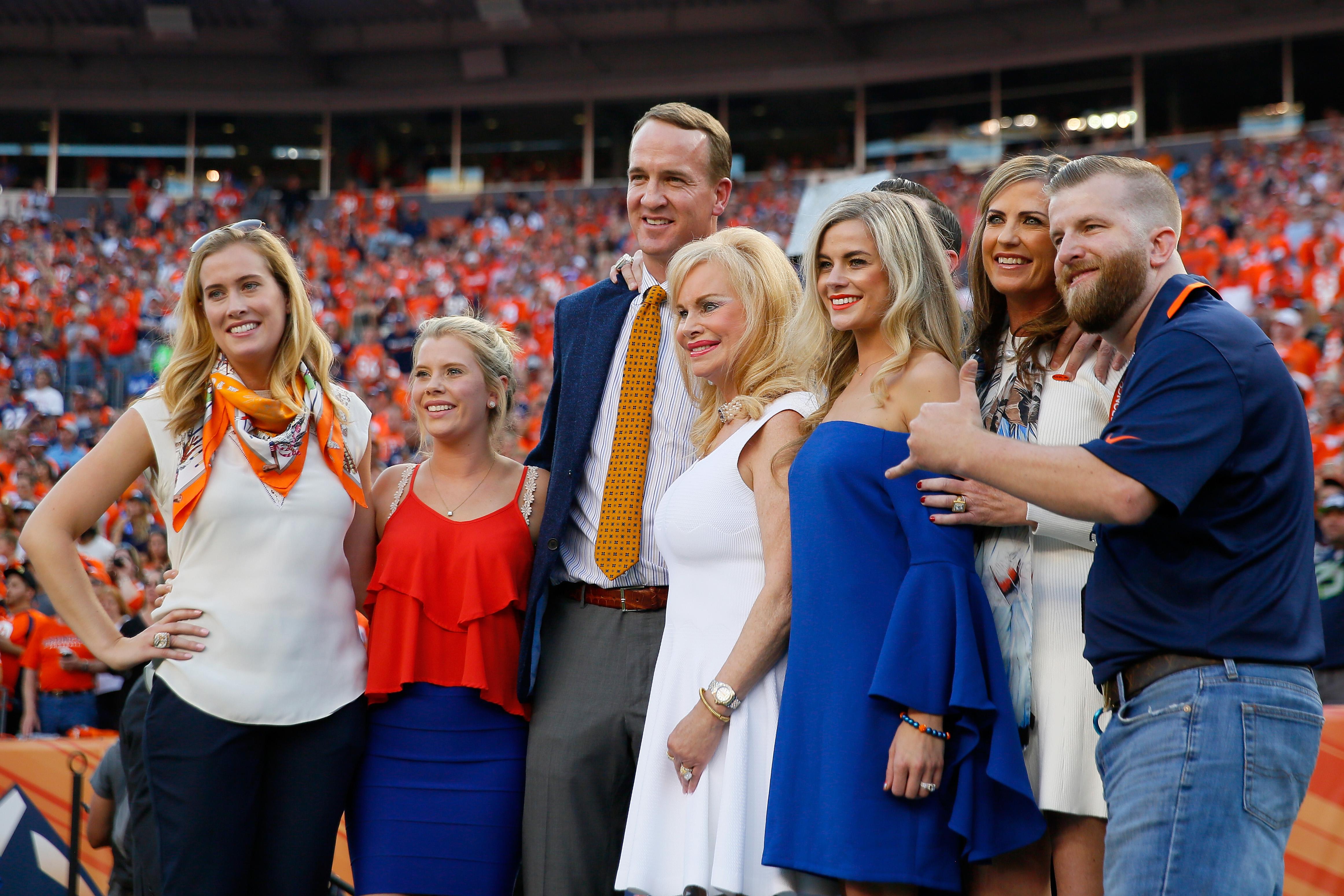 Annabel Bowlen Peyton Manning