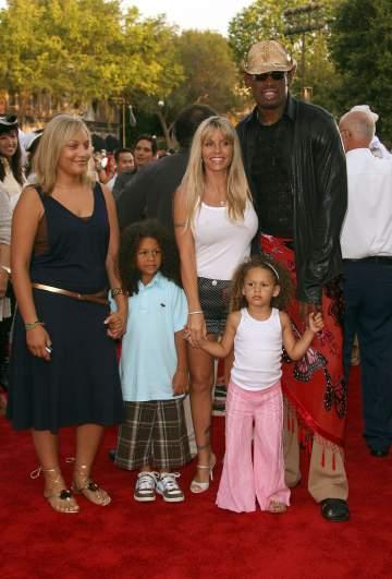 Dennis Rodman girlfriend
