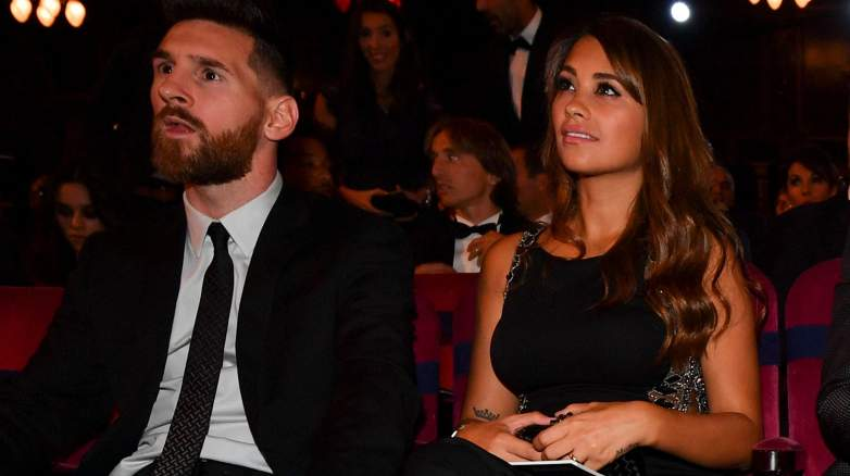 messi wife