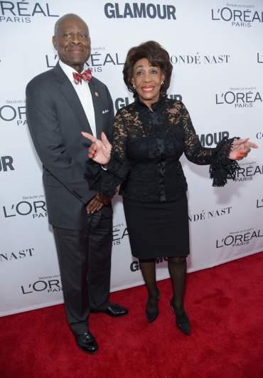maxine waters sid williams