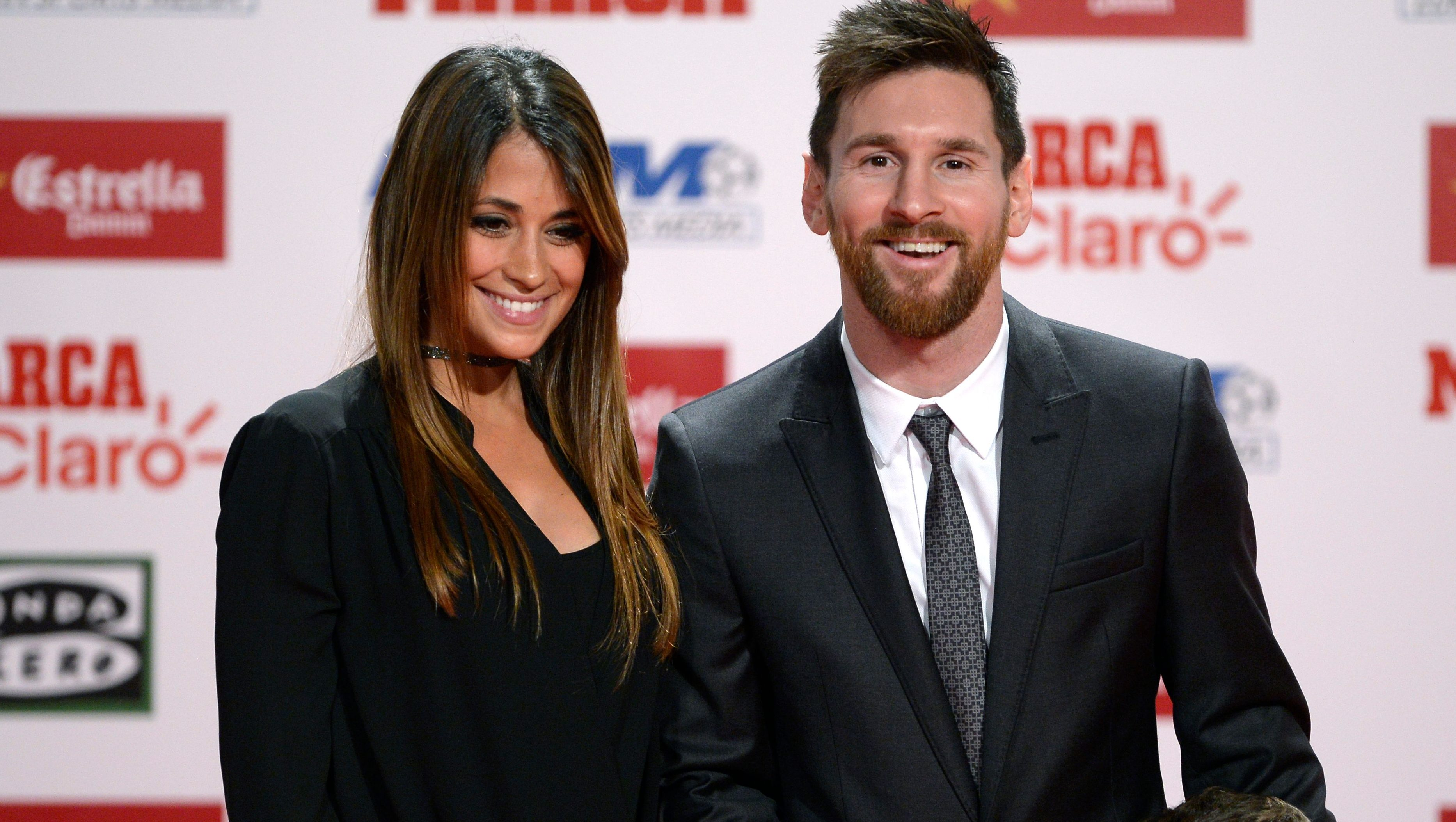 Messi S Wife Kids 5 Fast Facts You Need To Know Heavy Com