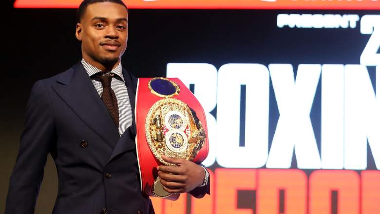 Errol Spence Jr., Spence vs Ocampo