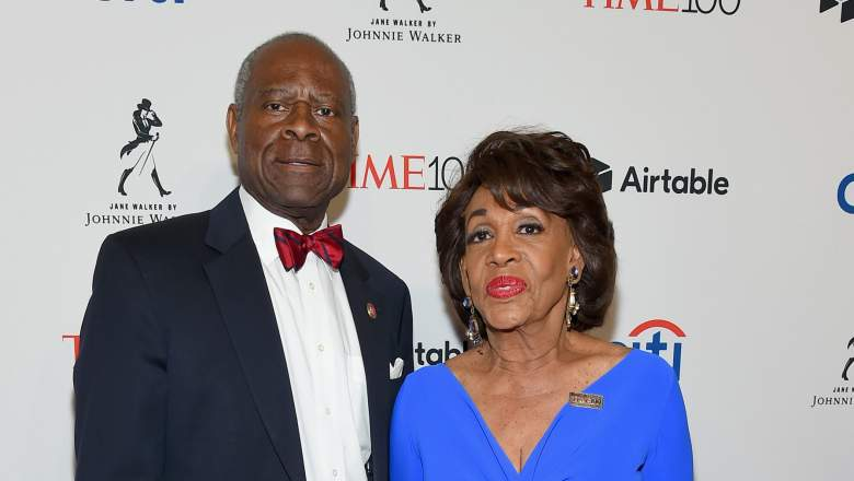 maxine waters husband sid williams