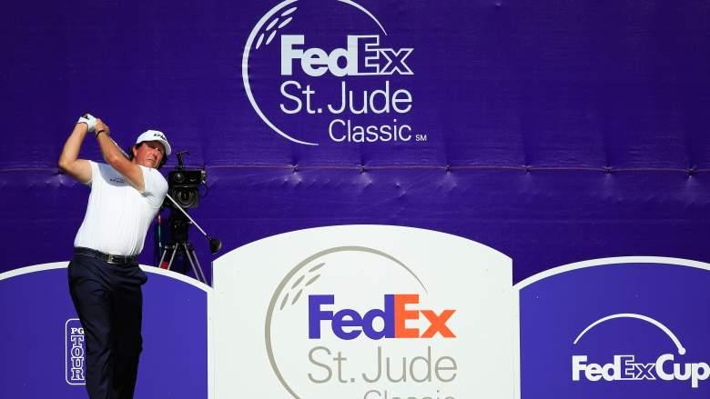 fed ex st jude classic purse winner prize money