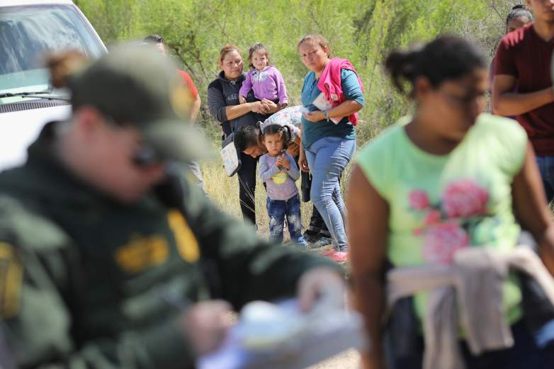children separated from parents