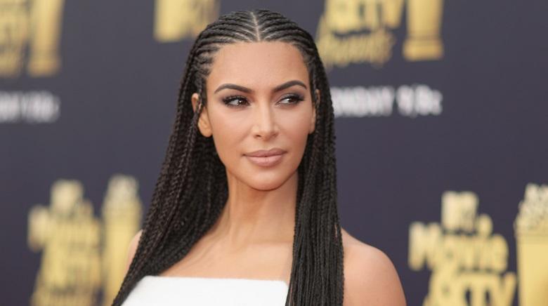 Kim Kardashian MTV Movie Awards 2018