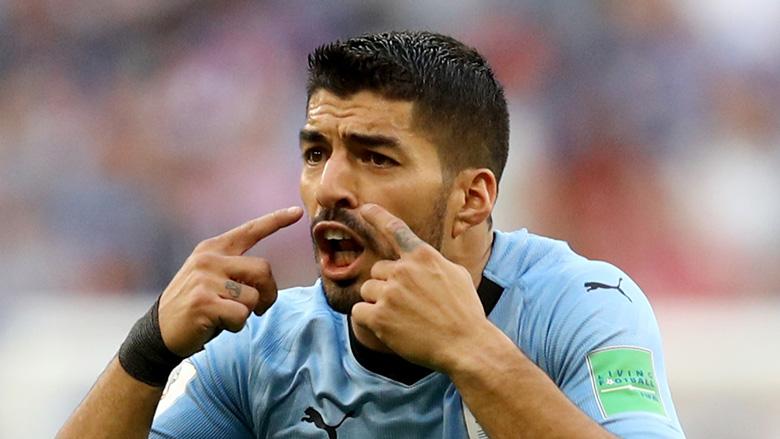 Luis Suarez World cup 2018